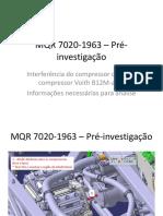 Compressor B12M MQR Rio