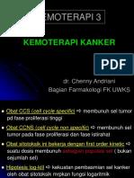 Kemoterapi 3 c