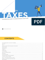 How to Deal with Taxes?