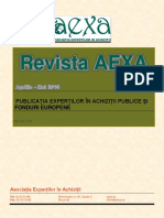 Revista-AEXA-Aprilie_Mai-2016