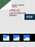 Jimenez Hernandez Pinzon Fernando - Freud - Las Claves Del Deseo
