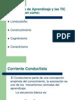 corrientes contemporaneas y tic.ppt