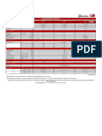 Scheda Tecnica Kia Picanto 2017