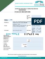 Ficha Inscripción CU-003