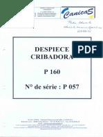 Manual Despiece CANICAS