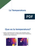 Temperatura Metrologia
