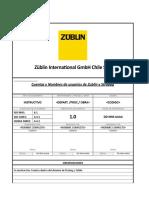 Inst Contraseñas y Usuarios Strabag Zublin