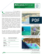 Nassau Port Relocation Environmental