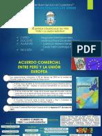 Acuerdo Comercial Peru Ue