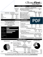 Childrens First 2011-2012 Sampling