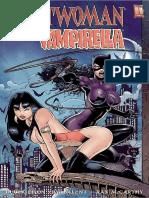 Catwoman Vampirella......The Furies