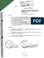 Reglamento Interno 0069