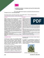 Dosis-respuesta Sobre La Motilidad Intestinal y El Sistema Nervioso de La Interacción Entre Jatropa Curcas l. y Metoclopramida