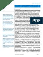 Economic & Financial Outlook Southeastern Europe