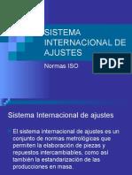 sistema internacional de ajustes