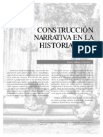 Construccion Narrativa En La Historia Oral
