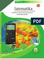 Matematika untuk SMK/MAK Kelas X