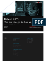 2012 6th CodeEngn [Posquit0] Defcon 20th the Way to Go to LasVegas