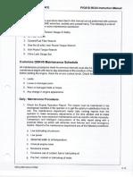 perforadora PV-351 (2) maintenance