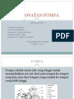 Perawatan Pompa