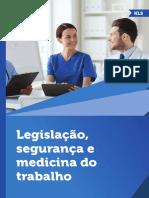 LIVRO_U1 Legislação, Segurança e Medicina Do Trabalho