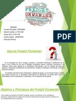 PRESENTACION Freight Forwarder