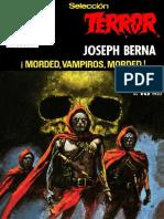 Berna Joseph - Seleccion Terror 391 - Morded Vampiros Morded