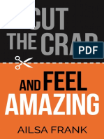 Cut the Crap and Feel Amazing - Ailsa Frank (Extract)