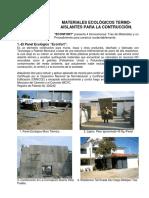 Presentación Gráfica Materiales Termo Aislantes 04-Ago-16.