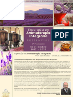 Experto en Aromaterapia Integrada