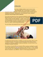 IVF Cost Worldwide