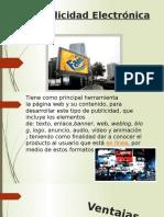 Publicidad Electrónica Por Bryan Steve Garcia Pardo