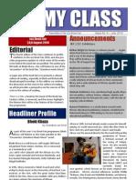 "Jozi Book Fair ""My Class"" Newsletter - Issue No. 4"