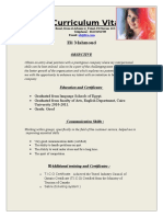 Professional Resume Format (14).doc