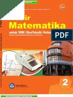 Mahir Matematika untuk SMK/MAK Kelas XI
