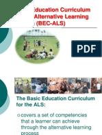 Als Curriculum