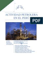 Actividad Petrolera en El Peru (1) (1) (3) (1)