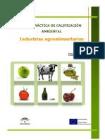 Guia Práctica de Calificacion Ambiental -Industrias Agroalimentarias