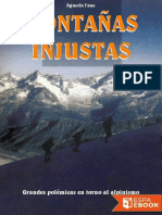 Montanas Injustas - Agustin Faus