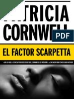 El Factor Scarpetta - Patricia Cornwell