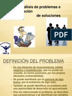 Analisis Del Problema Clase