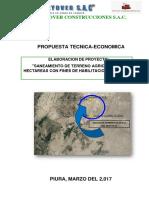 Informe de Cierre de Obra- Corp. Tortolani