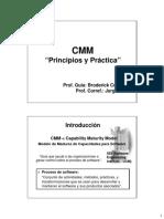 CMM Principios y Practicas