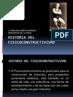 Historia Del Fisiculturismo