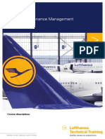 Aviation Maintenance Management Programs