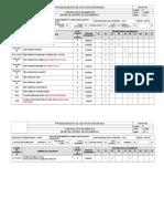 PGI-01-01 Matriz de Control de Planos Detalles Acabados