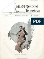 La Ilustración Ibérica (Barcelona. 1883). 6-6-1891