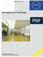Mb Daylighting in Buildings