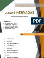 Losas Nervadas Expo