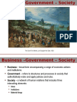 L7 - Business, Government, And Society